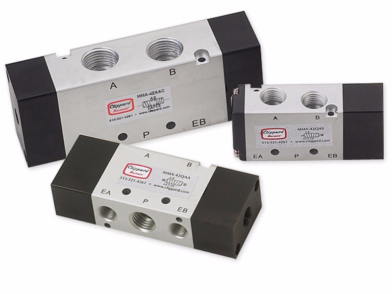 Maximatic® Air Pilot Valves