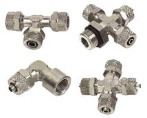 Metal fittings